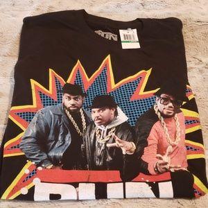 NWT - Men's RUN DMC Tee-Shirt